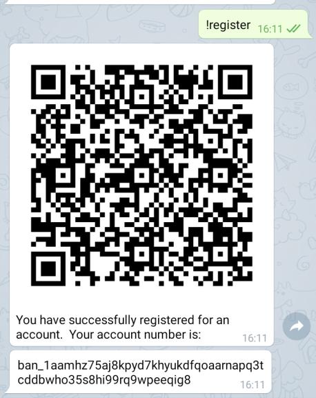 Telegram Groups & Channels | banano how